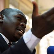 New Jubilee Deputy Secretary General Joshua Kutuny Vows To Support Removal Of DP Ruto From The Government