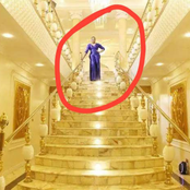 This Is Not A Palace or A President's House, This Is A Place Where A 35year Old Lady Calls Her Home