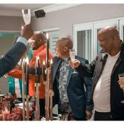 Inside Julius Malema's 40th Birthday Celebration! [See Pics]