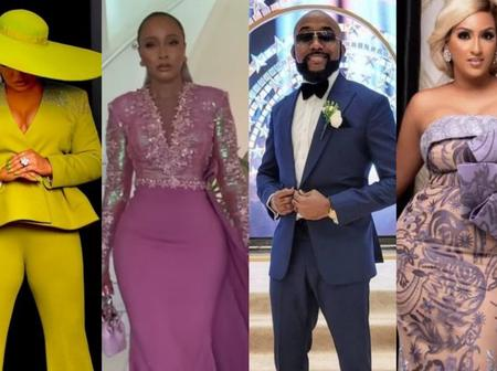 Rita Dominic, Ufuoma MCDermott, Juliet Ibrahim, Others, Showed Up In Style For Williams Uchemba's We