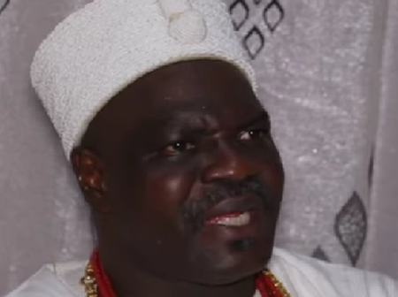 'The Government is responsible for the action taken by Sunday Igboho'- Oba Francis Alao