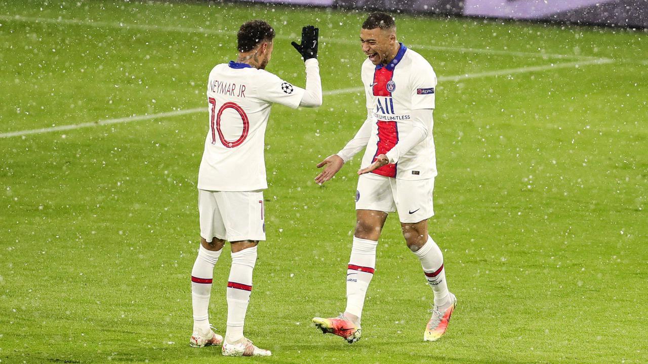 """Mercato - Neymar souhaite que Mbappé reste, """"ce n'est pas gagné"""" selon L'Equipe"""