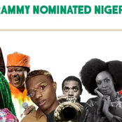 See some names and pictures of Nigerian artists who have been nominated for the Grammy Award