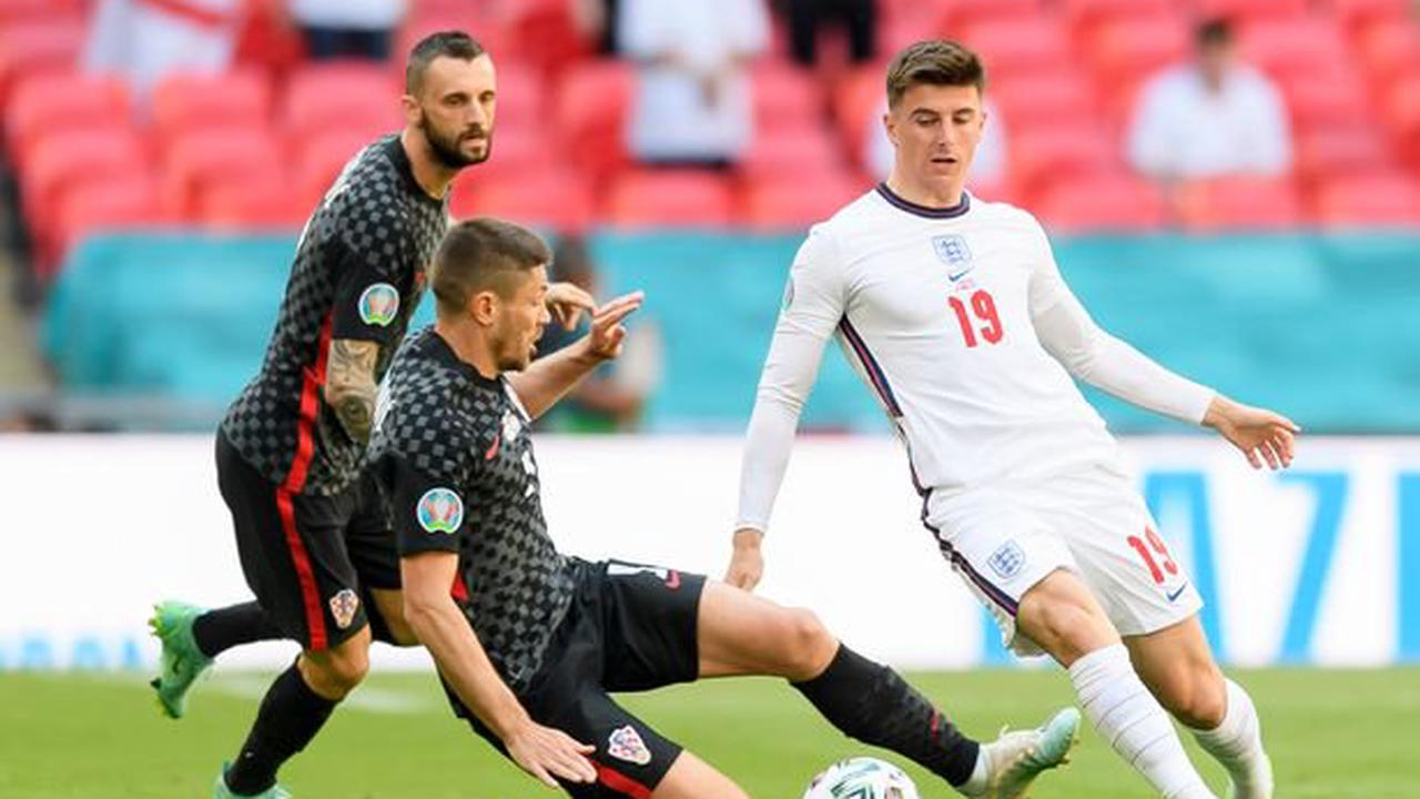 Chelsea fans notice what Mason Mount did for England during Croatia victory