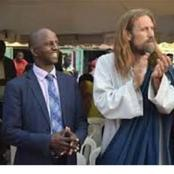 Throwback: He Visited An African Country And Pretended To Be Jesus, But Was Almost Deported (Photos)