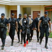 """Kweni Utaibiwa"" Harmonize latest Security Is An Exact Replica Of Diamond's As Netizens React"