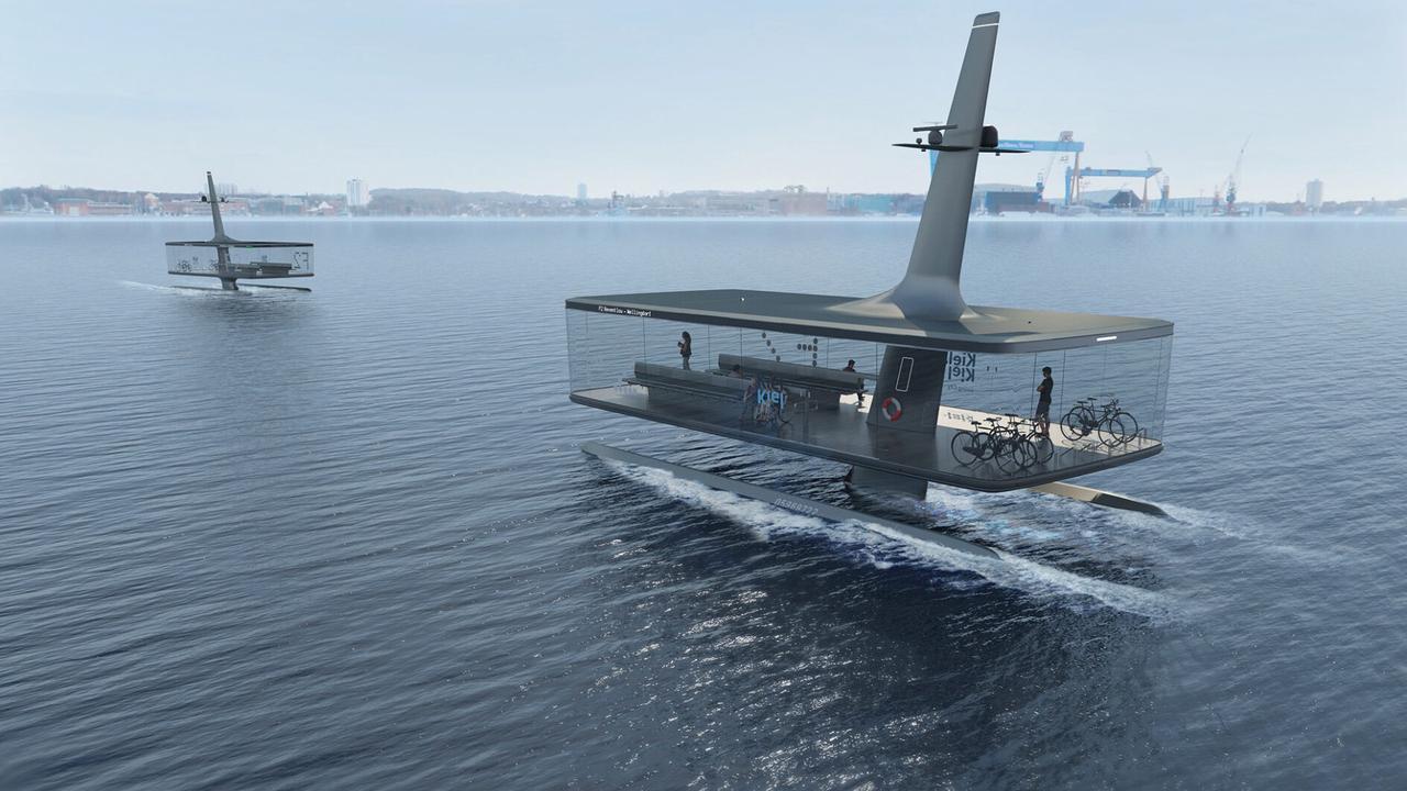 CAPTN Vaiaro Proposes New Mobility Solution: Autonomous Electric Ferries
