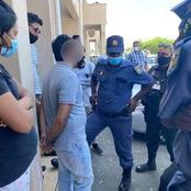 Residents of KwaZulu Natal were left in disbelief after a Pakistani man got arrested