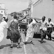Pictures of how pure Ghana was in the 1950's - Happy Independence day