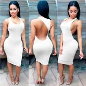 Check Out Some Unique Bodycon Dresses For Ladies