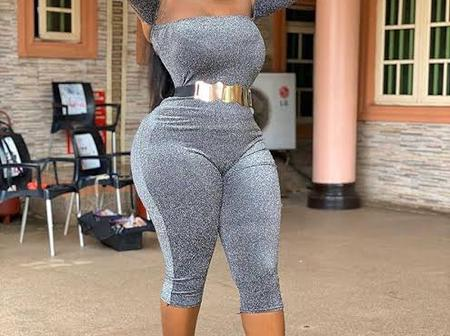 Top 10 Nigerian Celebrities With Curves That Will Make You Fall In Love At First Sight