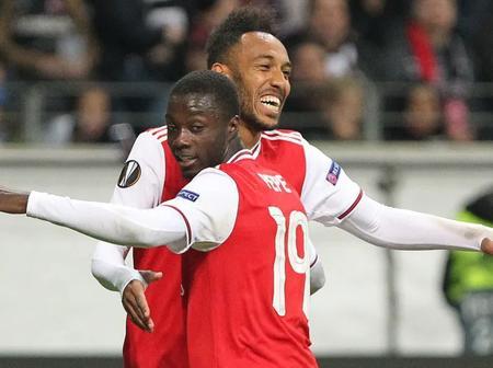 Nicolas Pépé n'est pas assez bon et Aubameyang est paresseux selon Gary Neville et Carragher