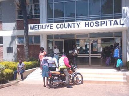 Bungoma: Health Facility Shuts Down After Patient Tests Positive For COVID-19