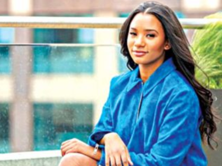 Fans Mock Temi Otedola After She Said She Miss Being On A Movie Set