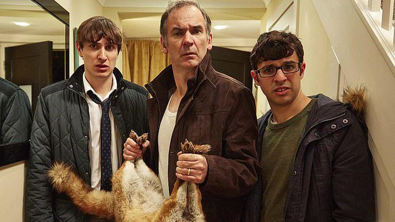 'I'll always aspire to be like him': Friday Night Dinner star Simon Bird pays tribute to late co-star Paul Ritter after his death from a brain tumour aged 54