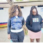 A Good Samaritan Helps The Police To Detain Two Women