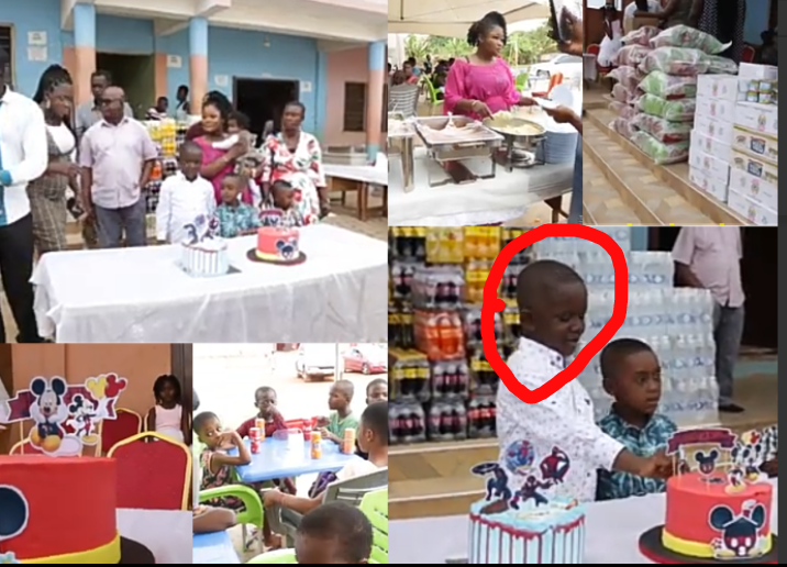 f65af499967750380a41f3296bf4e524?quality=uhq&resize=720 - In case you missed: Photos from Tracey Boakye's sons birthday party at an Orphanage home