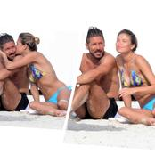 Beautiful Pictures Of The 33-Year-Old Woman Diego Simeone Is Married To