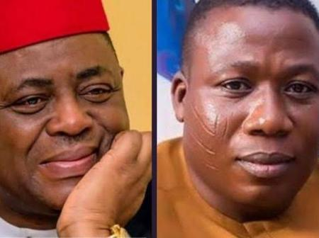 FFK Blows Hot On A Presidential Aspirant For Allegedly Urging Federal Government To Kill Igboho