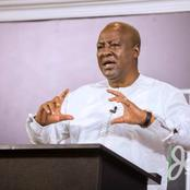 I admit that John Dramani Mahama didn't lose, he was robbed of victory so he can contest - Nketia
