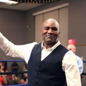 Evander Holyfield to return to ring in exhibition vs. Kevin McBride