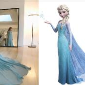 5 Celebrities Who Dressed Like Disney Princesses To Red Carpets