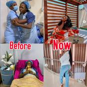 2 Months After She had Fibroids Surgery, See Recent Photos of the Nollywood Actress