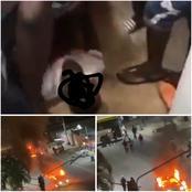 Yopougon académie : un boutiquier tué et des véhicules incendiés dans la nuit d'hier mercredi