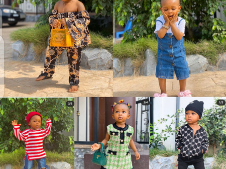 Photos; Strongman's daughter Simona is a fashion model. Check out some cute photos of her.