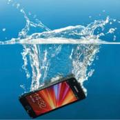 Phone fell in water?save it this way...