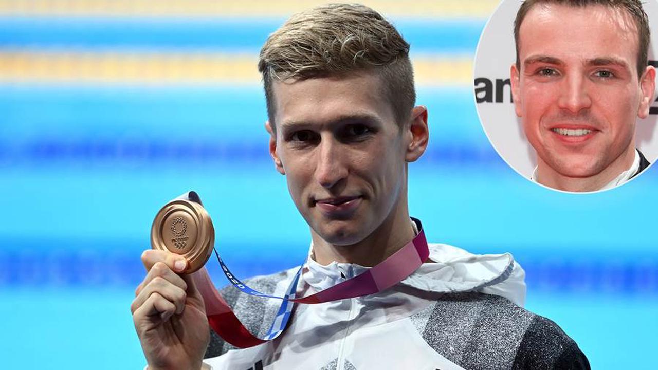 """Weltrekordler Paul Biedermann gratuliert Bronze-Gewinner Florian Wellbrock: """"Beherztes Rennen"""""""