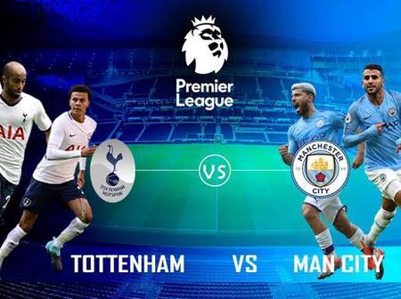 Two Toughies as Tottenham Vs Man City - Saturday 5:30pm