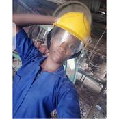 These Photos Of A Female Welder And Some Of Her Work Proves There Is No Such Thing As