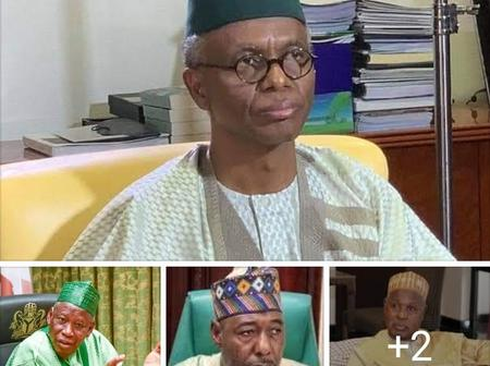 3 Northern Governors That Publicly Support The Transfer Of Power To South In 2023