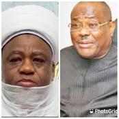 Today's Headlines: Sultan Sends Message To Muslims, Wike Reveals Who Will Decide His Successor