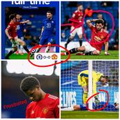 4 Things We Learnt As Chelsea VS Man United's Match Ends In 0-0 For The Second Time This Season