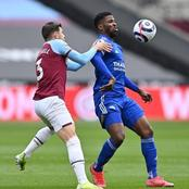 Red hot Iheanacho nets another brace to make it seven goals in last five EPL game for Leicester City