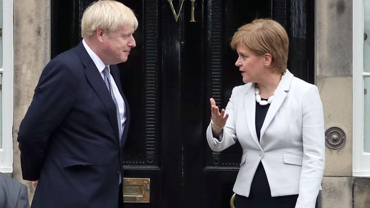 COVID-19: Nicola Sturgeon says Boris Johnson declining invitation to meet in Scotland is 'a missed opportunity' and a 'strange' decision