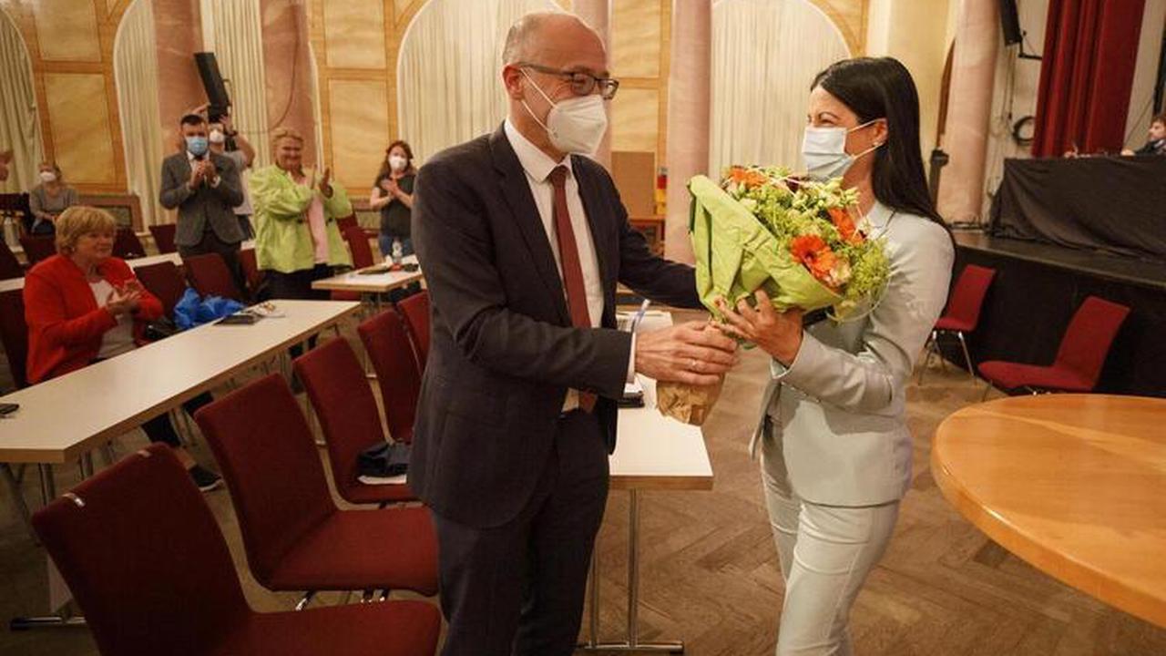 Anja Pfeiffer tritt Nachfolge von Joachim Färber an