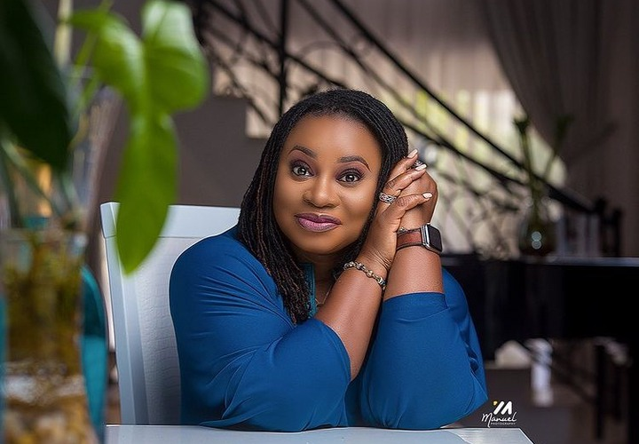 f68f0d568600d425de2b2521c8dcfe53?quality=uhq&resize=720 - Checkout These Beautiful 'Sweet 16' Photos Of Ghana's Former EC Boss, Charlotte Osei Causing Confusion Online
