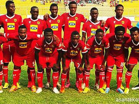 Asante Kotoko's CAF Champions League against Al Hilal suspended because of Covid-19.
