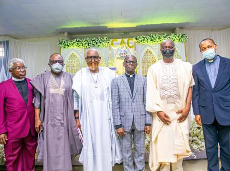 Nigerian Politicians can learn a successful handling over from Church Leaders - Gov Seyi Makinde
