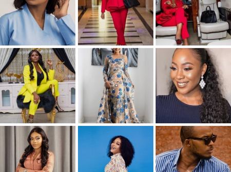 They look very different. See the latest Instagram pictures of all BBN evicted housemates.