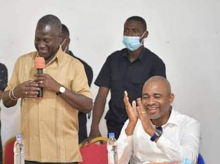 Législatives : Kalou préfère Bictogo à Fleur Aké M'bo à Agboville
