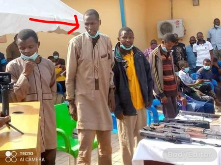Meet Aliyu, ABU Zaria's security who has been colluding with kidnappers to kill and abduct lecturers