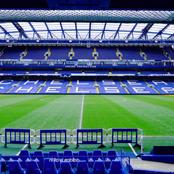 Inside Stamford Bridge Stadium (PHOTOS)