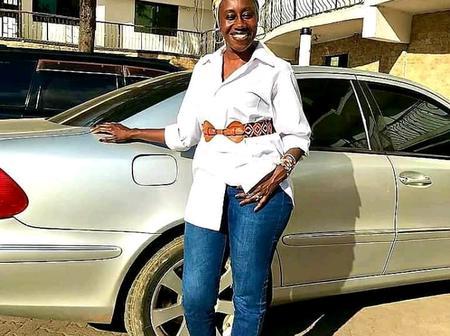 Adorable Photos of Wilbroda of Papa Shirandula the Media Girl