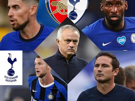 Official: Chelsea Vice-Captain Sets To Join Rival Club, Jose To Sell 7 Men To Fund Star CB Move, Etc