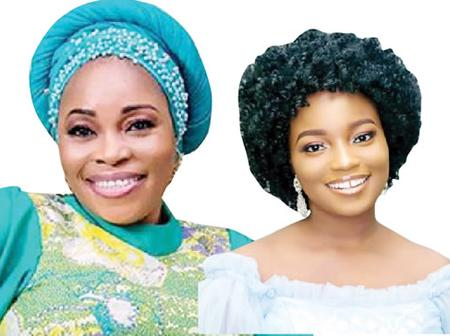 Tope Alabi's Daughter: I Will Only Meet Man Who Claim To Be My Biological Father In Court