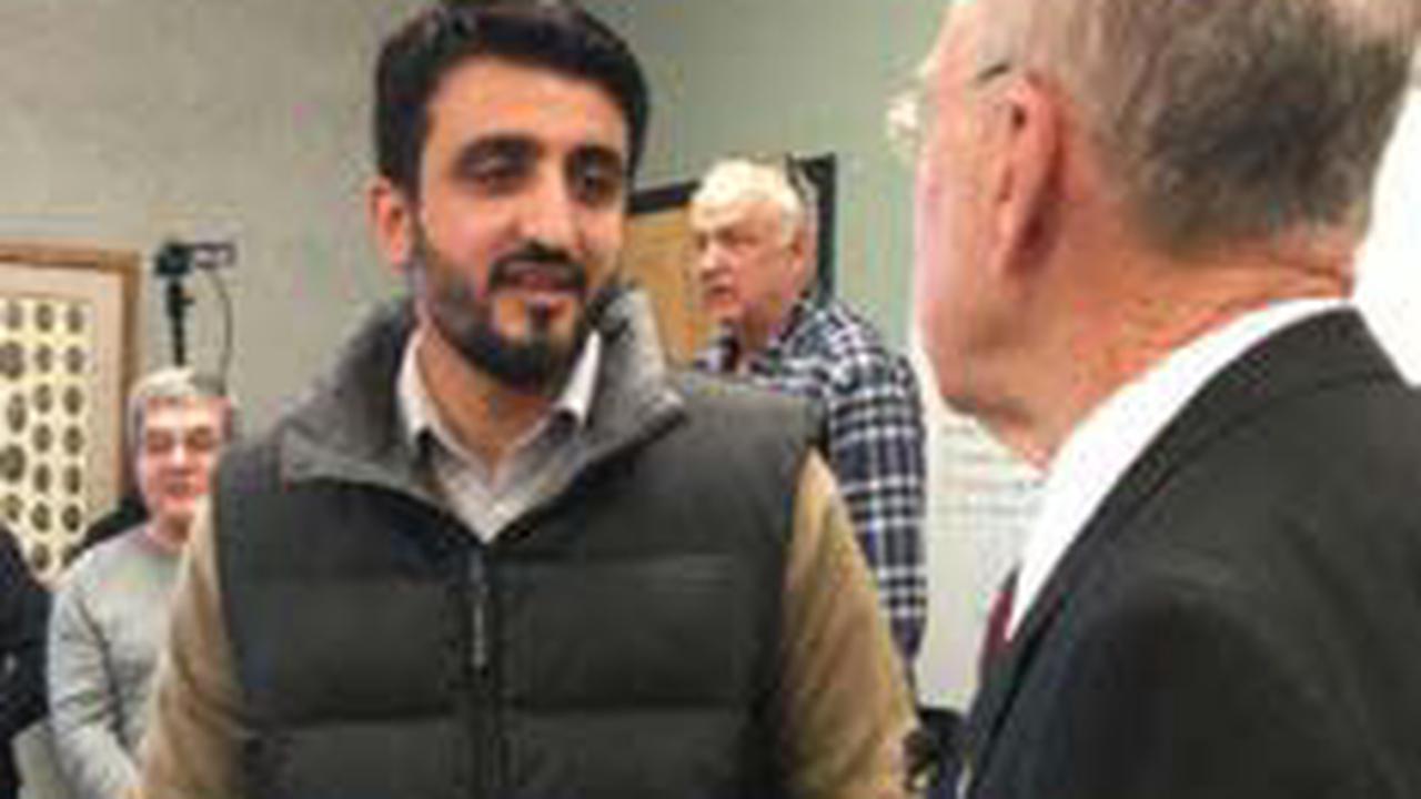 Afghan interpreter for U.S. troops hoping to remain in Iowa Falls